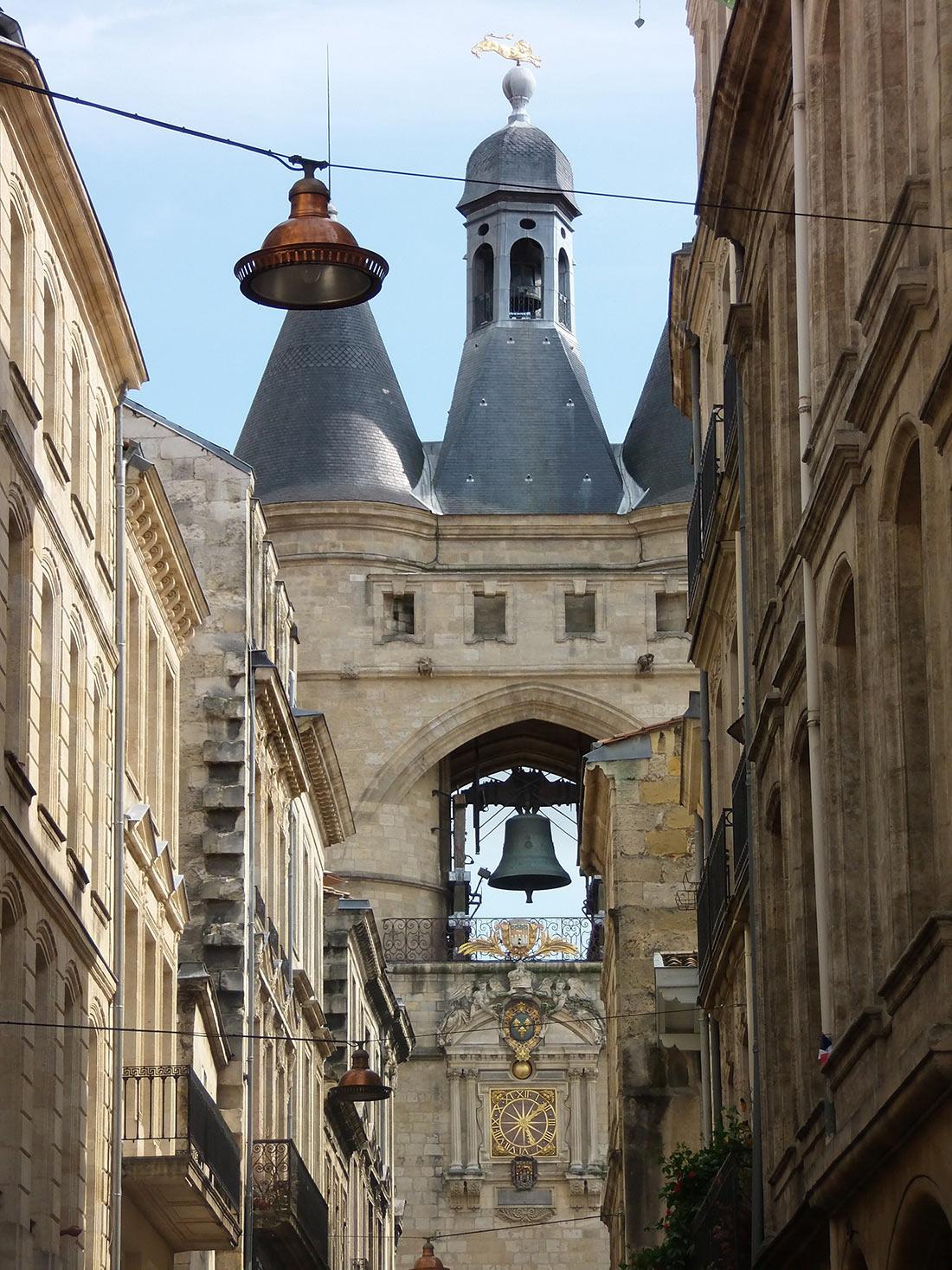 Большой колокол Бордо
