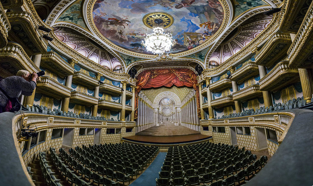 Большой театр Бордо