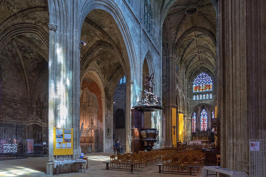 Базилика Сен-Мишель в Бордо