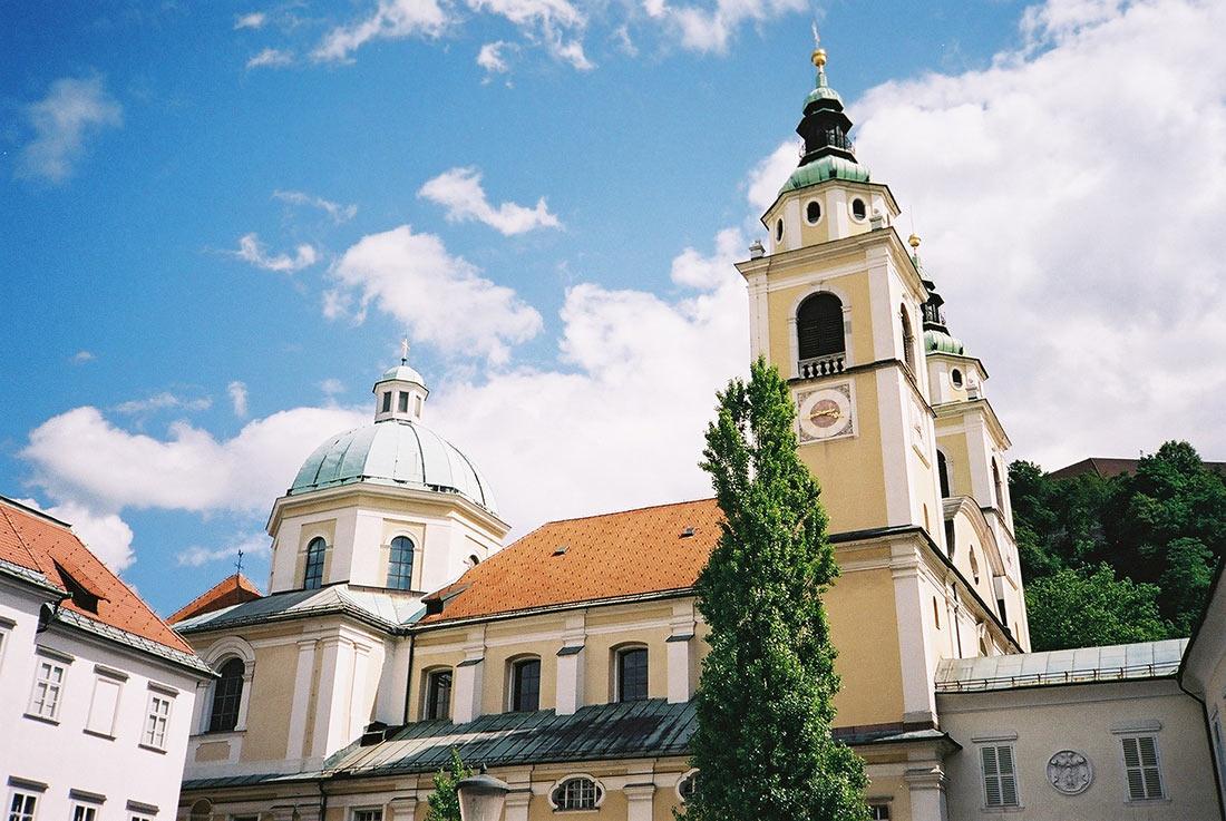 Кафедральный собор Любляны