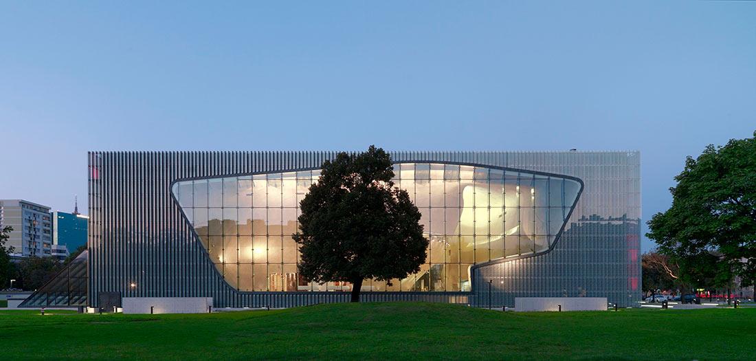 Музей истории польских евреев По́лин