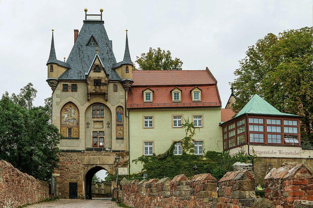 Замок Альбрехтбург