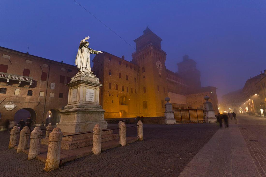 Замок Эстенсе (Замок Святого Михаила)