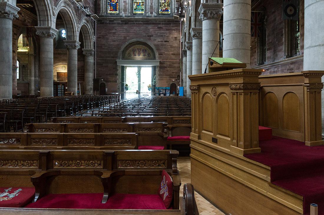 Собор Святой Анны в Белфасте