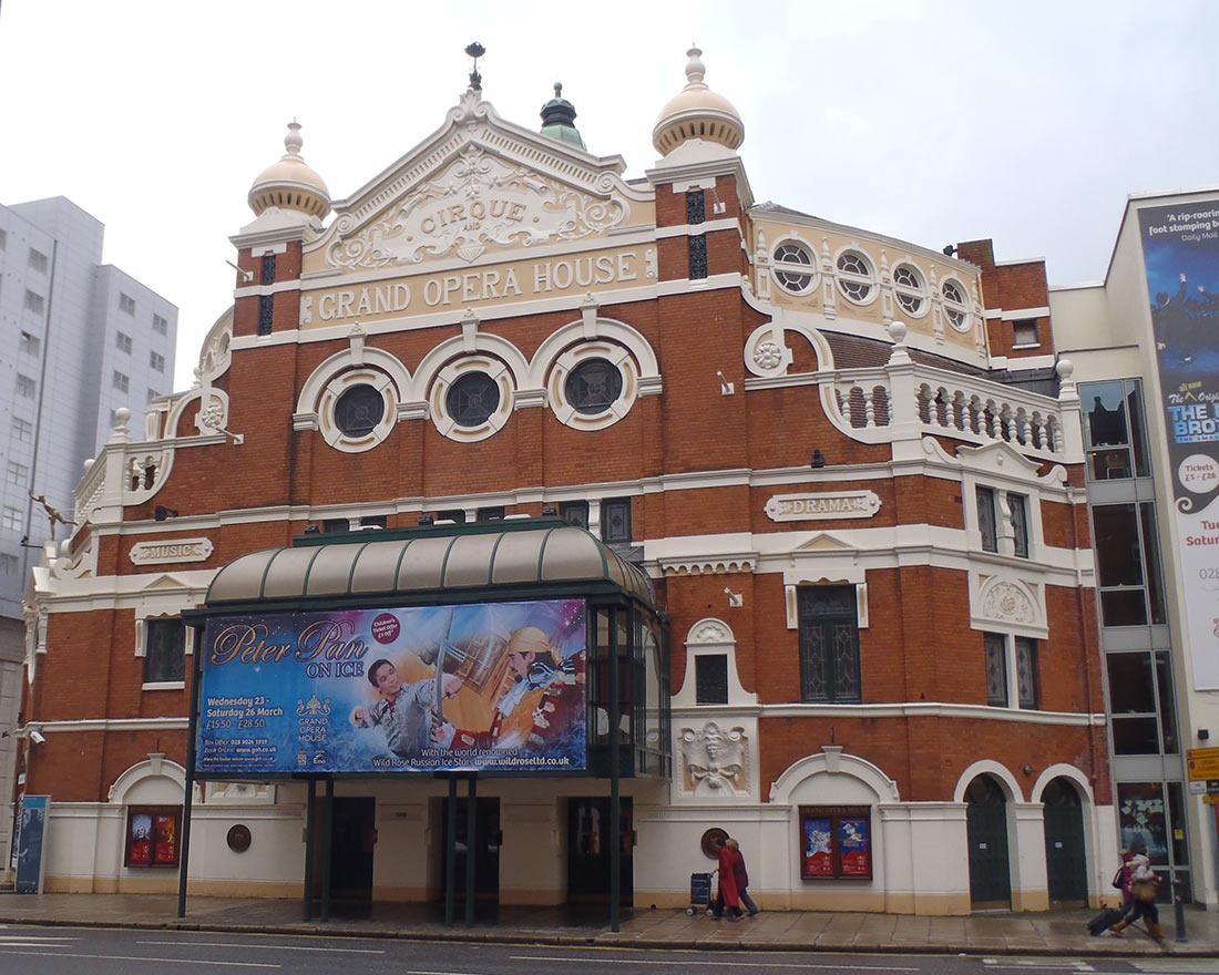 Большой оперный театр Белфаста