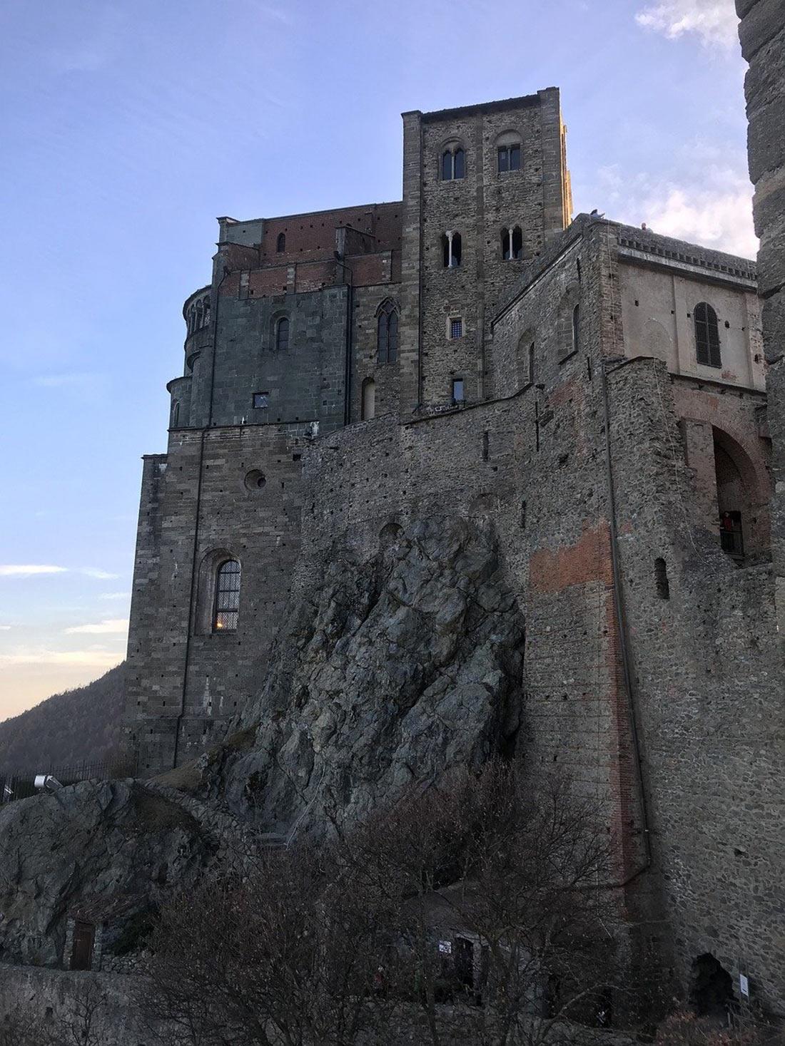 Сакра-ди-Сан-Микеле