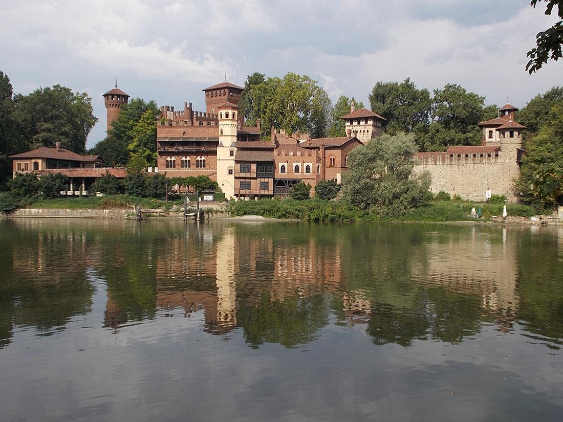 Достопримечательности Турина: Средневековая деревня