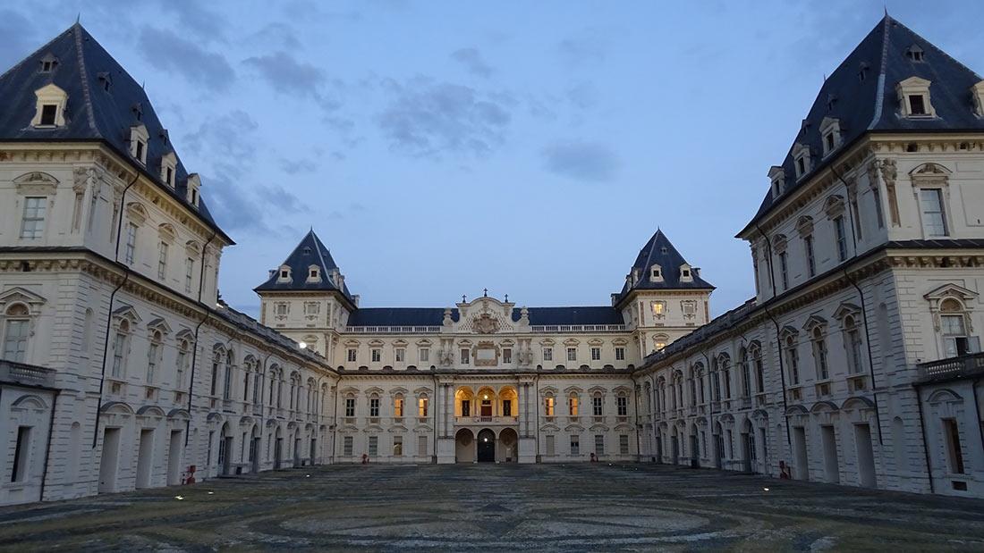 Замок Валентино