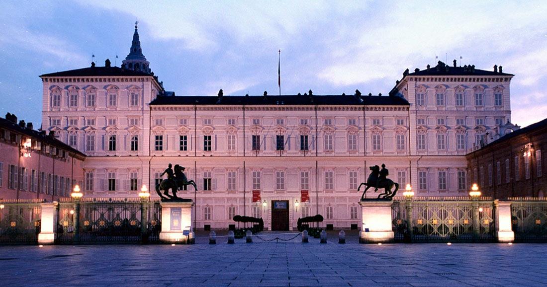 Достопримечательности Турина: Королевский дворец