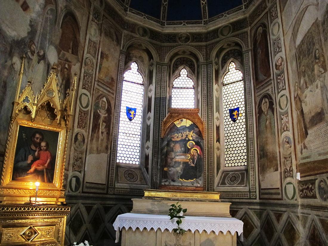 Церковь Санта-Мария-деи-Серви
