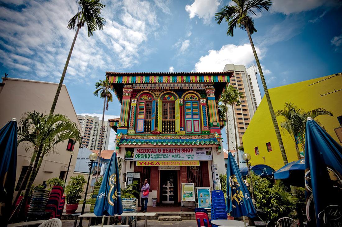 Достопримечательности Сингапура: Маленькая Индия
