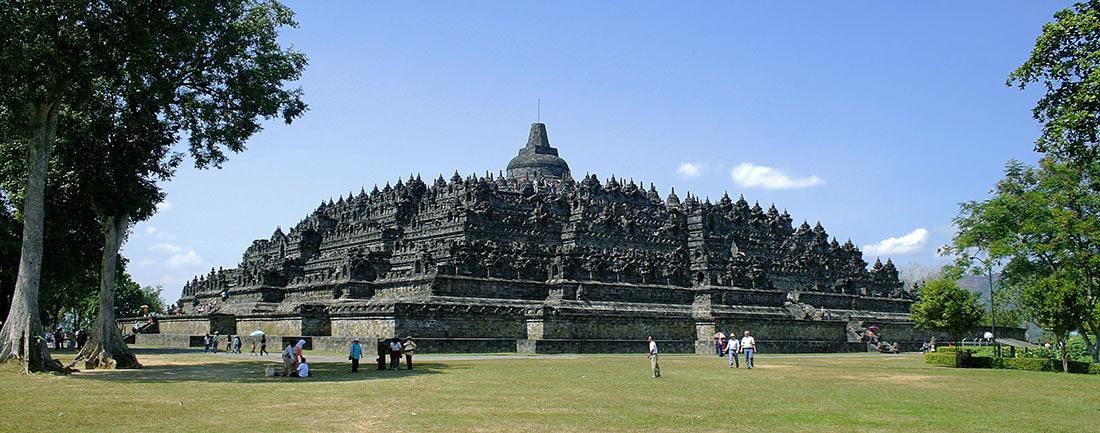 Храмовый комплекс Боробудур