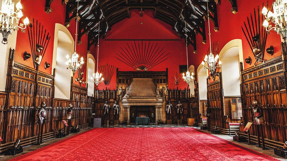 Эдинбургский замок (Edinburgh Castle)