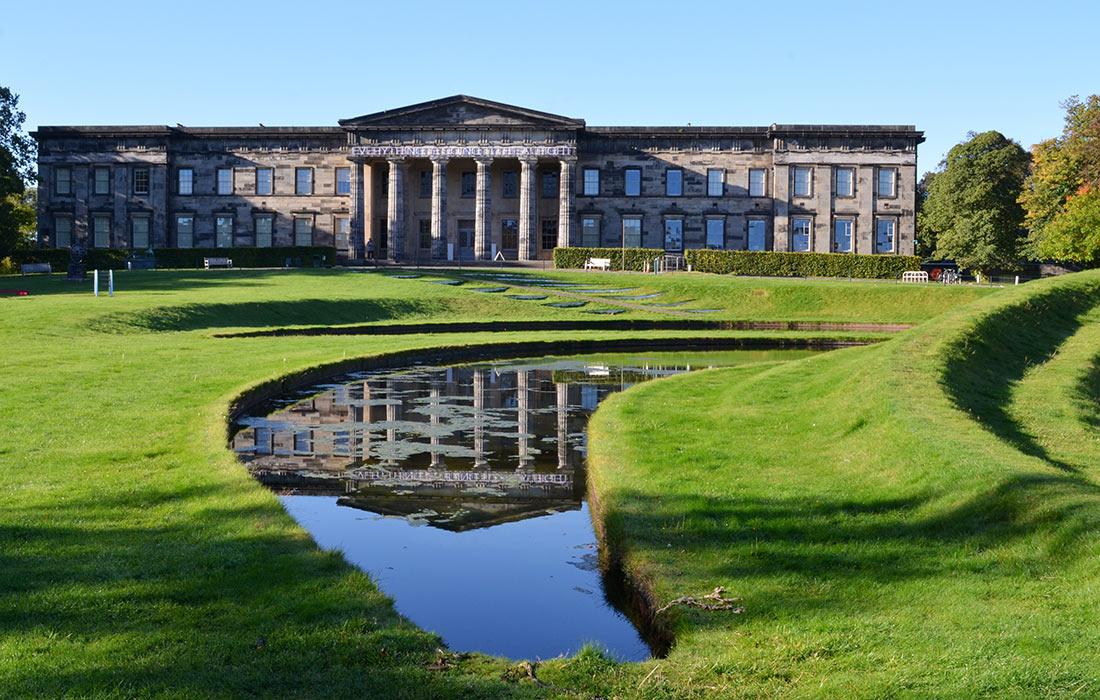 Шотландская национальная галерея современного искусства (Scottish National Gallery of Modern Art)