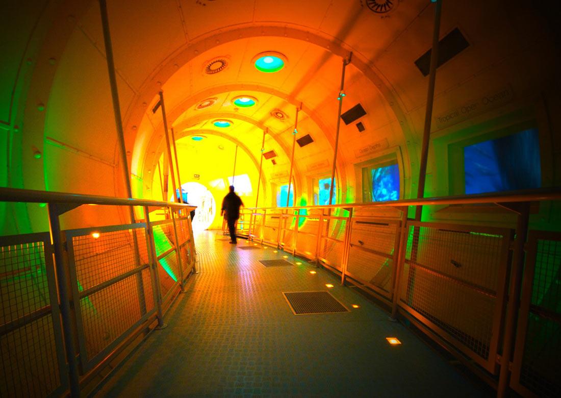 Эдинбургский научный центр Динамичная Земля (Dynamic Earth: Edinburgh's Science Centre)