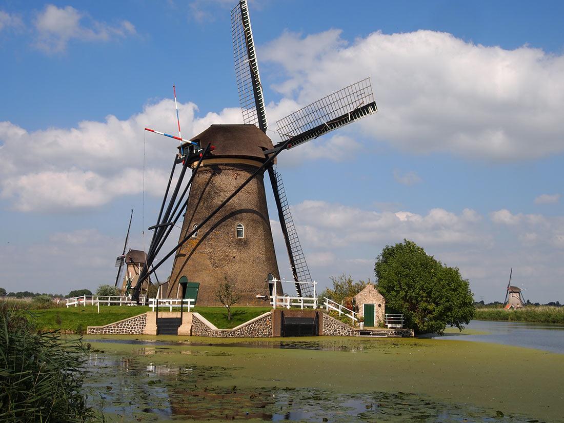 Киндердейк (Kinderdijk)
