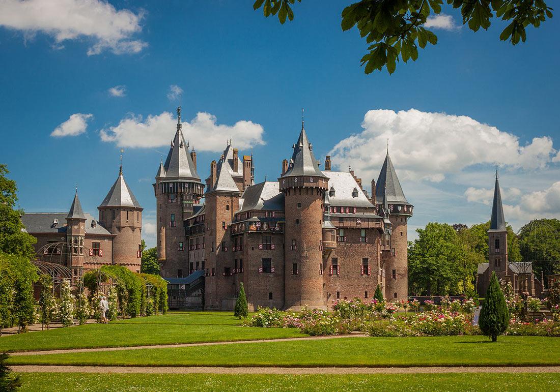Замок де Хаар (Kasteel de Haar)
