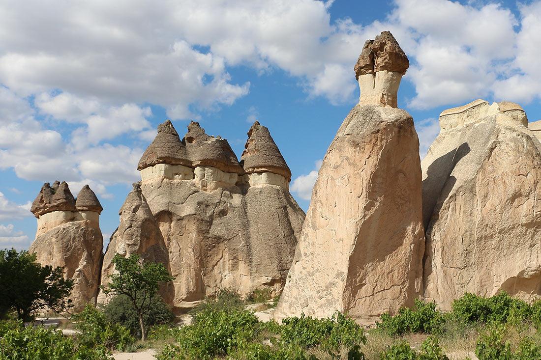 Каппадокия (Kapadokya)