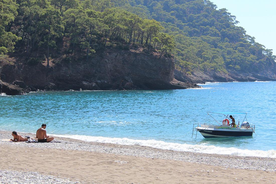 Пляж Кабак (Kabak Plajı)