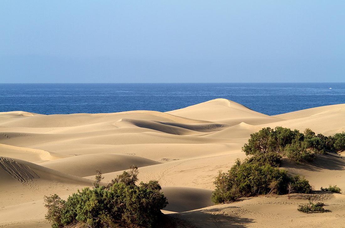 Маспаломас (Playa de Maspalomas)