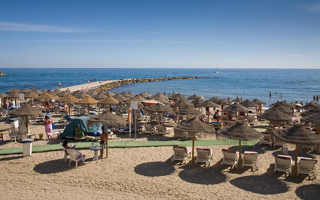 Пляжи Марбельи (Marbella)