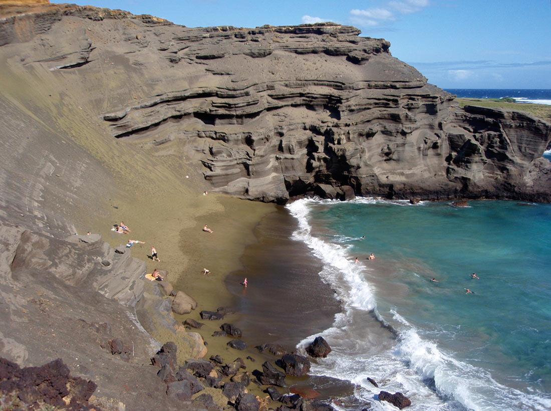 Гавайи (Большой остров) (Hawaiʻi)