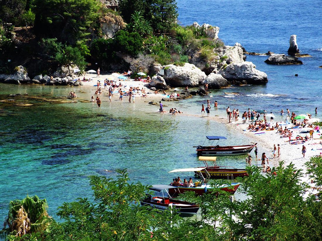 Изола Белла, Таормина (Isola Bella)