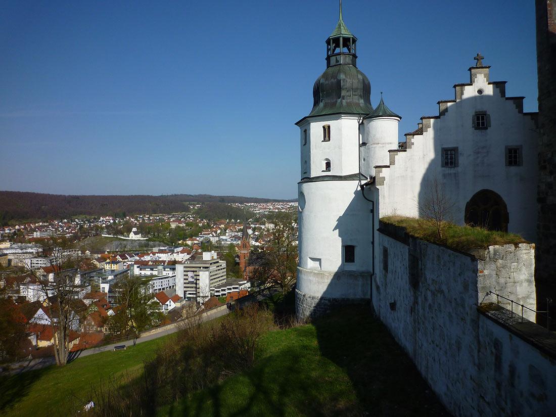 Замок Хелленштайн