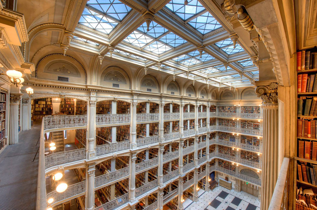 Библиотека Джорджа Пибоди