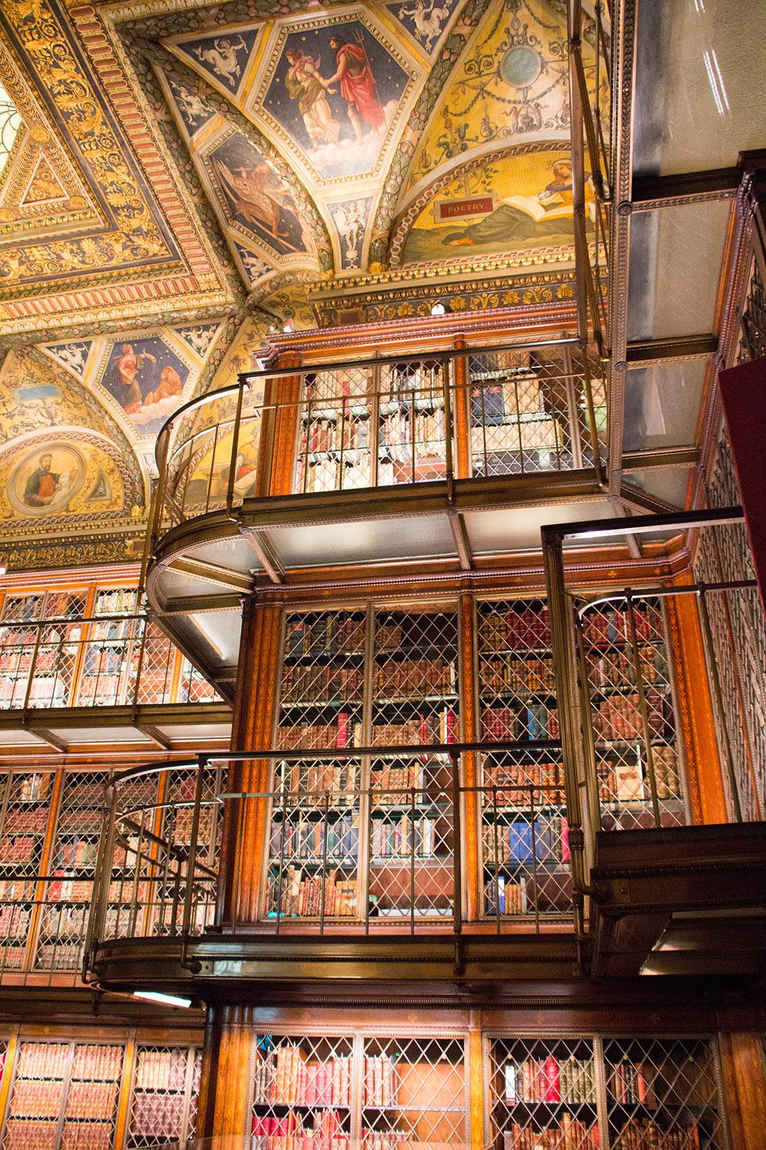Библиотека и музей Моргана