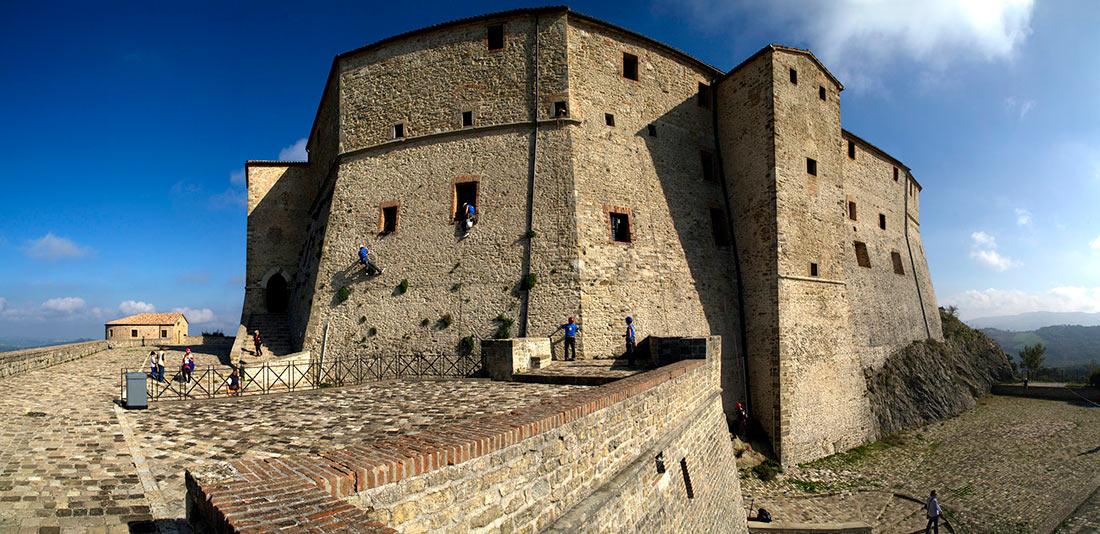 Крепость Сан-Лео